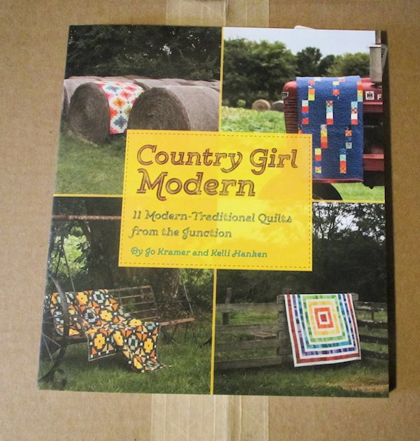 A New Book: Country Girl Modern