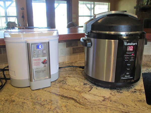 The Pressure Cookers