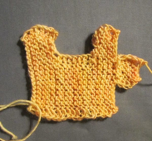 Puzzle Knitting