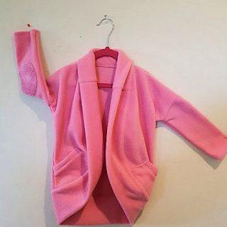 Pink Cardi – Done!