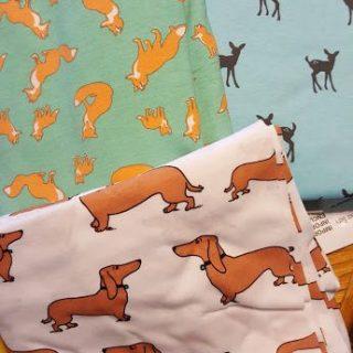 Knit Fabric for Pajamas