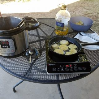 Continued Hot Plate Use
