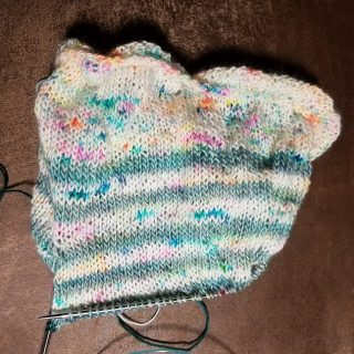 Knitting Report – December 1, 2017