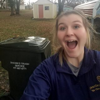 A New Trash Can