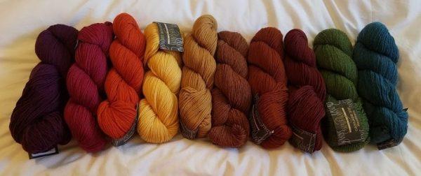 Hue Shift Yarn