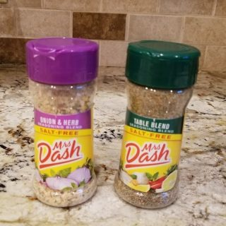 A New Seasoning
