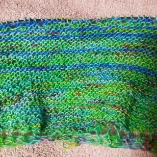 Much Better Now (The Shawl Colors)