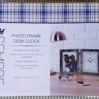 A Picture Frame