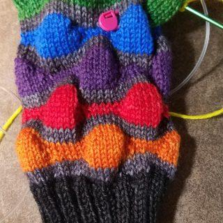 Undulance Sock #2