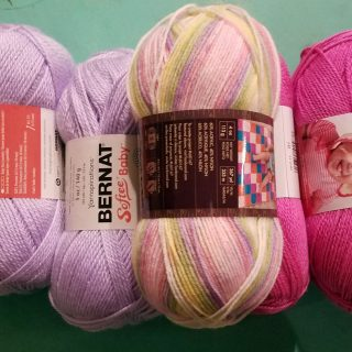 Yarn for Addie's Mittens & Hats
