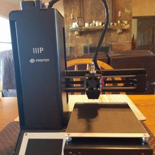 Another 3D Printer – PFTR