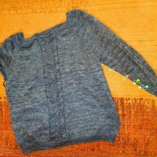 This Week's Knitting Accomplishments