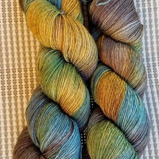 A New Sock Yarn