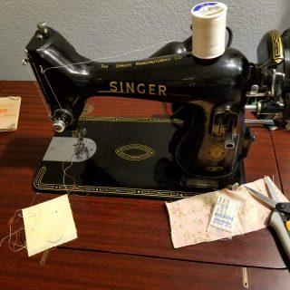 A Vintage Singer