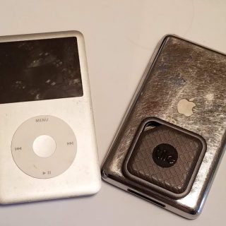 Two Lost iPods