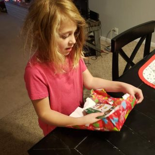 Day 2 of Addie's Advent Gifts