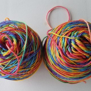 Sock Yarn for Addie's Socks