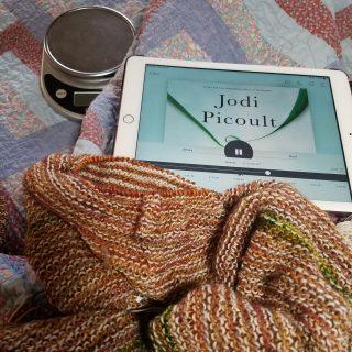 Late Night Knitting