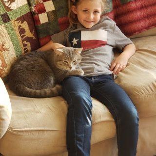 Addie & Her Kitty