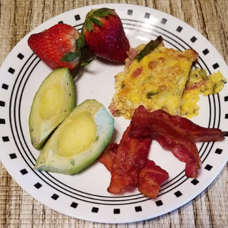 Keto Breakfast