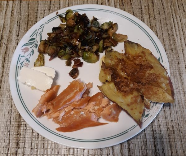 Today S Dinner Patchwork Times By Judy Laquidara